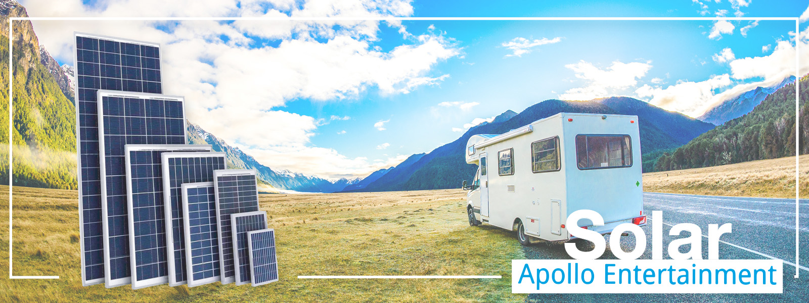 Apollo Banner Solar Products